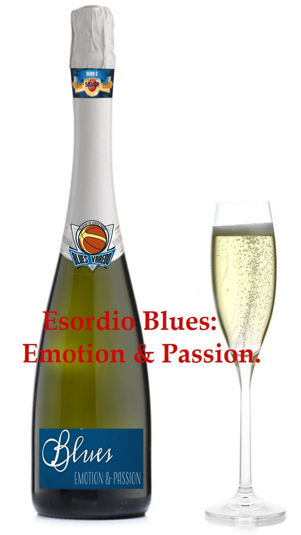 ''Perlage'' di Bollicine Blues. CHEERS!!!
