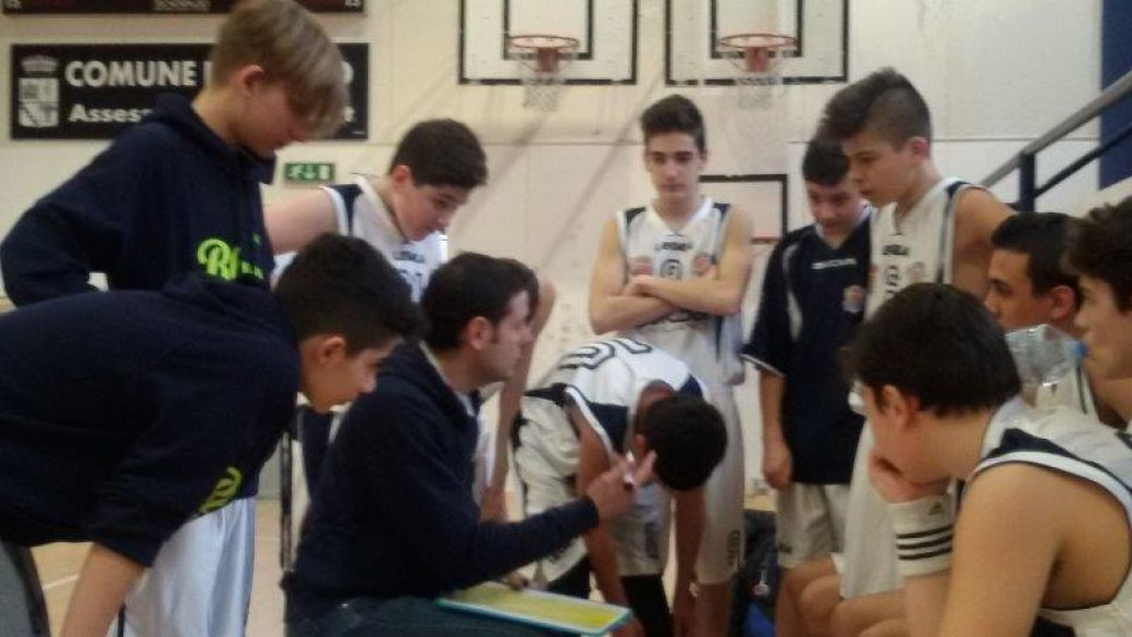 U14 Gagà Mi Blues:   Cgb Brugherio vs Blues Varedo