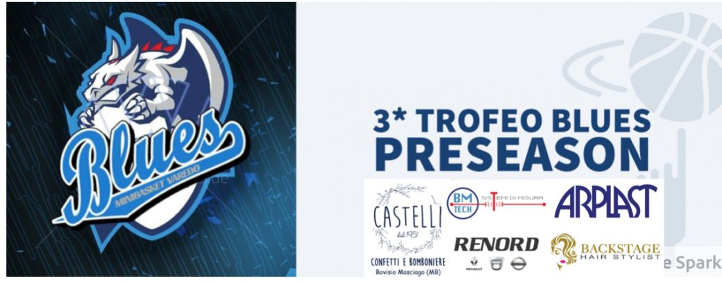 Trofeo Blues Preseason 2019