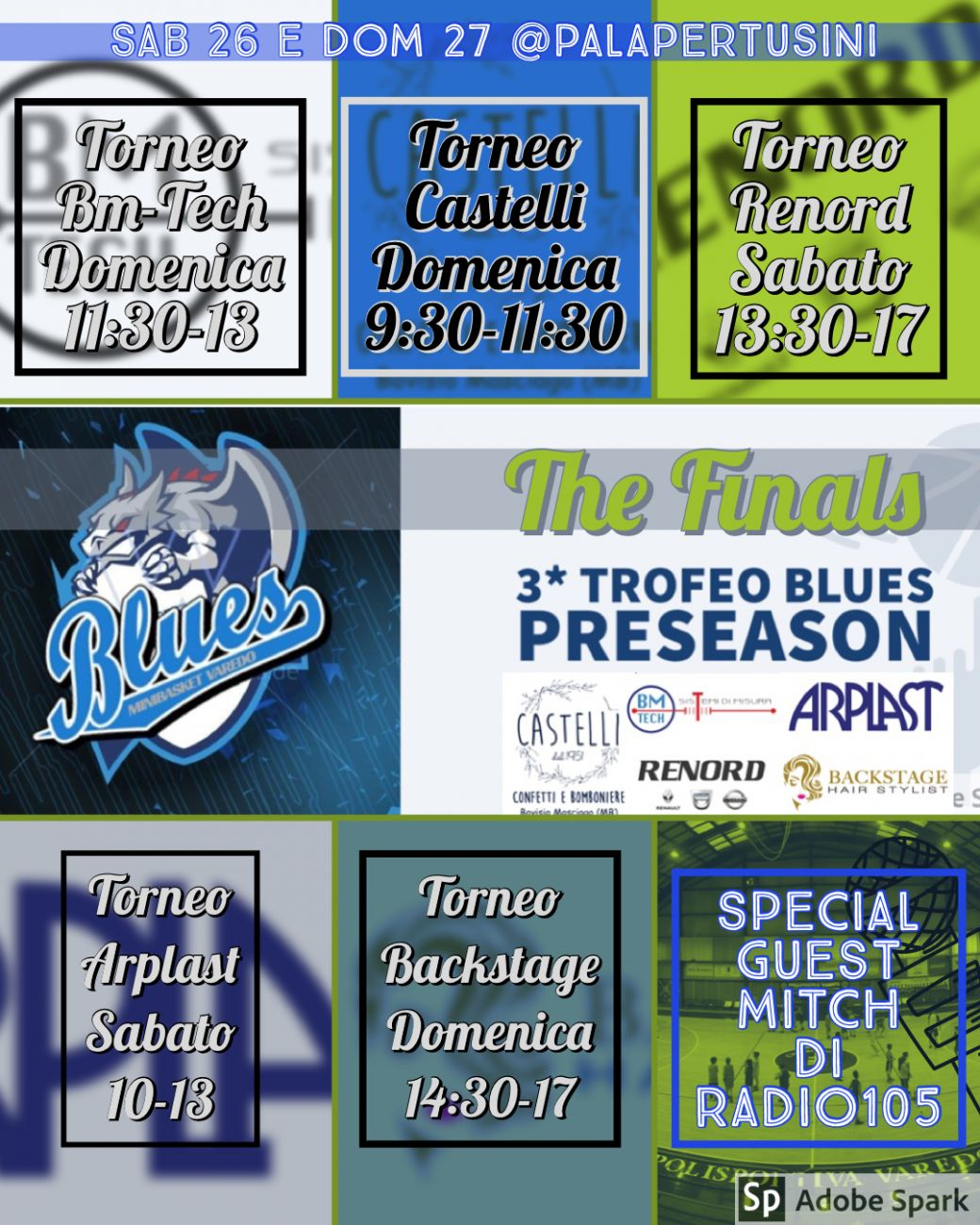 TROFEO BLUES 2019 - The Finals
