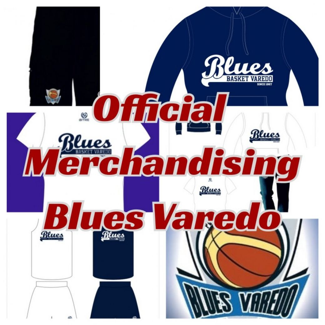 Vestiti di Blues! - Polisportiva Varedo Basket 8839a2773257